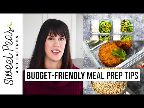 SAVE MONEY with these Budget-Friendly Meal Prep Tips!