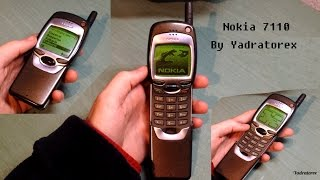 Video Nokia 7110 retro review (old ringtones & games [snake]). Vintage brick phone from 1999 download MP3, 3GP, MP4, WEBM, AVI, FLV Desember 2017