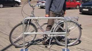 Użytkowanie stojaków rowerowych: SRP-1 / 1.1, SRP-2 / 2.2 i SRPk-1.1 w praktyce.