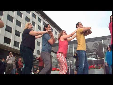 International Rueda De Casino Flashmob (Cairo,Egypt) 2014
