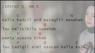 Deen assalam chord lirik