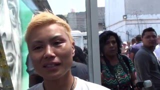 La japonesa Mari Ando no teme a un fallo localista
