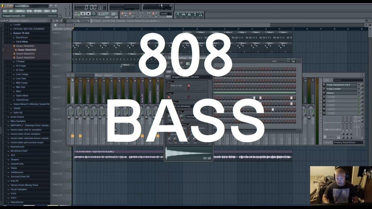 808 sample pack free fl studio