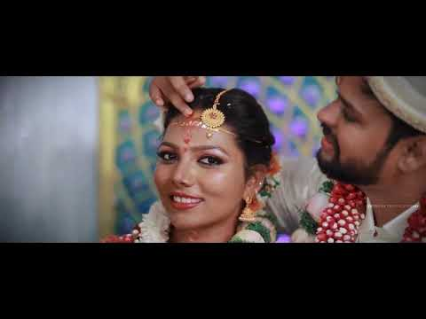 NARENDHRAN & SOWMIYASREE WEDDING CANDID VIDEO