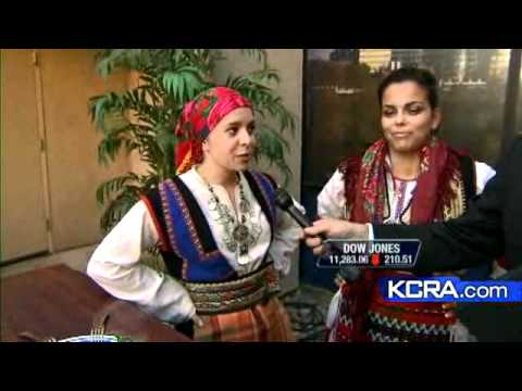 Food And Culture Celebrated At Sacramento Greek Festival