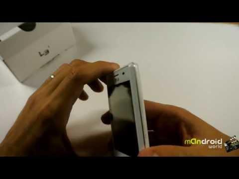 Unboxing LG Optimus L3 II