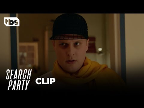 Search Party: I Can't Go To Jail - Season 2, Ep. 5 [CLIP] | TBS