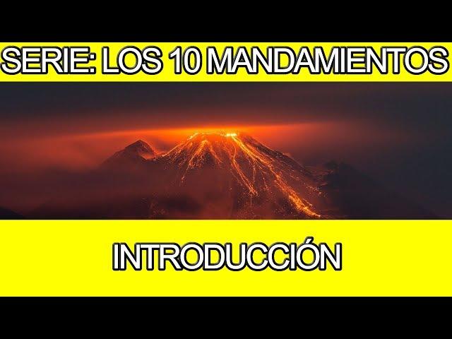 El PROFUNDO significado de Los 10 mandamientos: Introducción