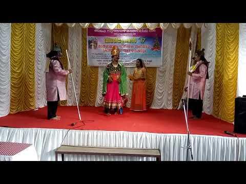 malayalam christmas skit 2017  skit by mothers st.thomas mathrusamajam,mukkada