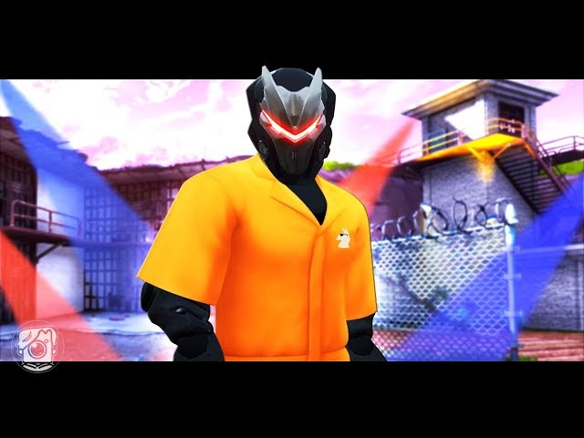OMEGA GOES TO JAIL - A Fortnite Short Film