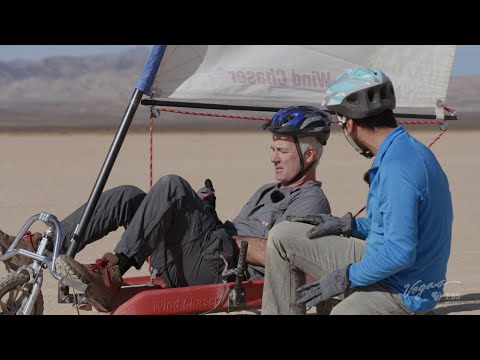 Outdoor Nevada S2 Ep 1 Clip | Let's Go Land Sailing!