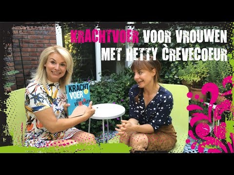 Interview Krachtvoer voor vrouwen met Pernille La Lau