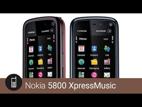 Retro: Nokia 5800 XpressMusic