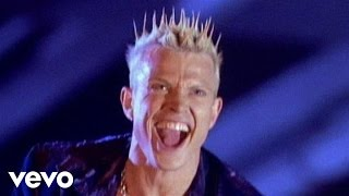 Watch Billy Idol Shock To The System video