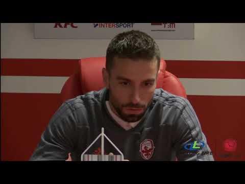 Linglong Tire Super Liga 2019/20 - 5.Kolo: Izjave Trenera Nakon Meča VOŽDOVAC - JAVOR-MATIS