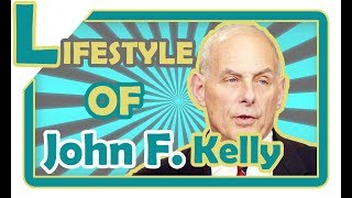 John F. Kelly Lifestyle/Biography, Bio, Wife, Education, Net Worth | Lifestyle Forever