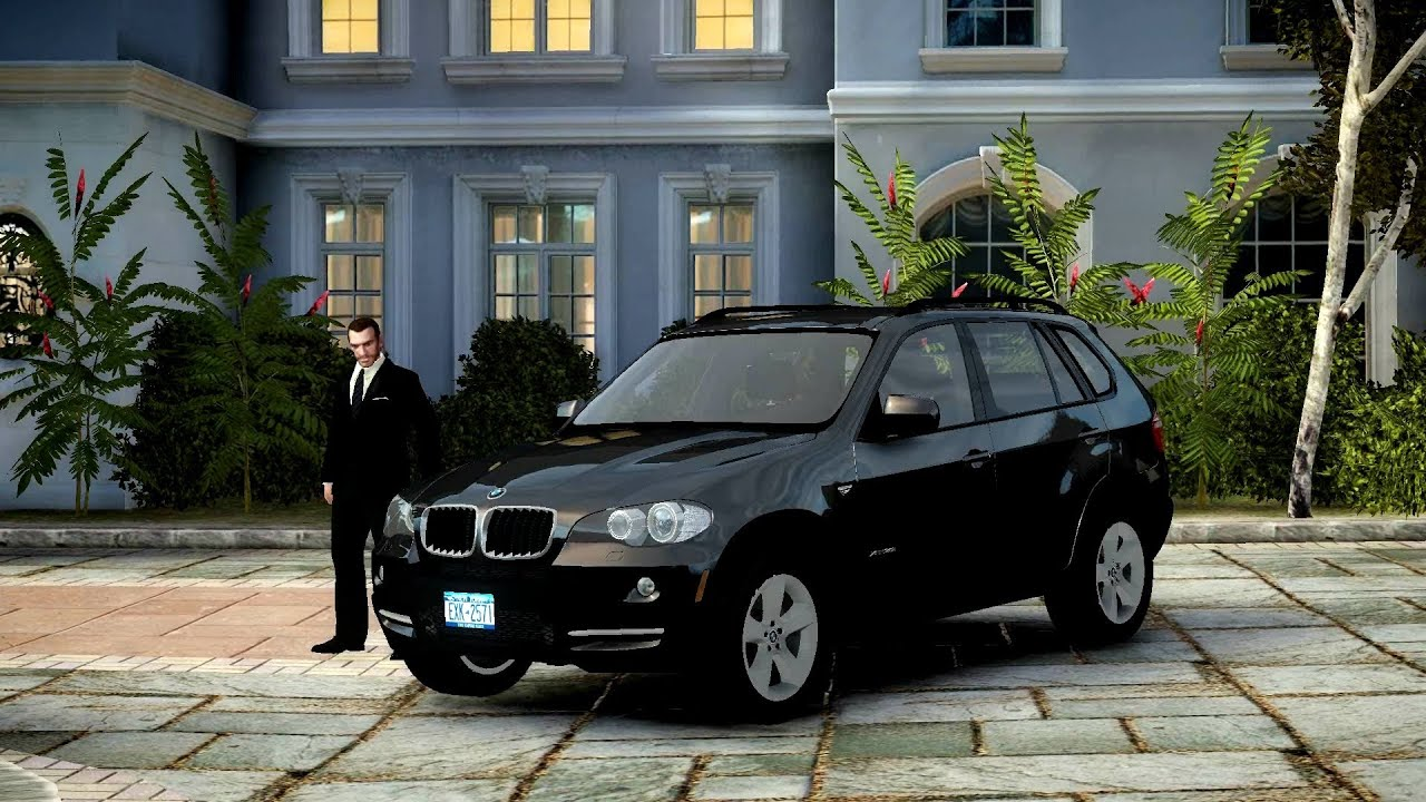 Bmw X5 Xdrive30i Grand Theft Auto Iv Youtube