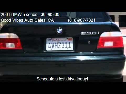 2001 BMW 5 series 530i - for sale in North Hollywood, CA 916