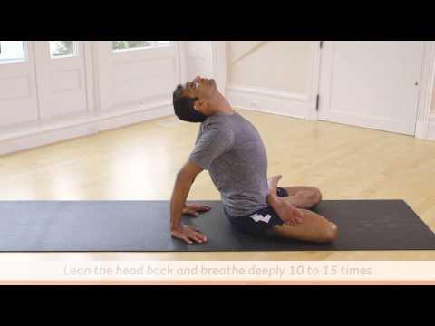 Ashtanga Yoga: Finishing Poses with Sharath Jois