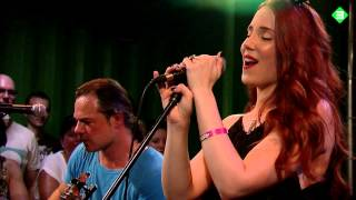 Epica Natural Corruption (Acoustic version) Pinkpop 2014
