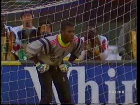 Costa d'Avorio-Ghana 0-0 (11-10 dcr) - Finale Coppa d'Africa 'Senegal 1992'