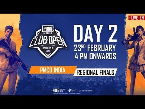 Download  EN PMCO India Regional Finals Day 2 | Spring Split | PUBG MOBILE CLUB OPEN 2020 Gratis, download lagu terbaru