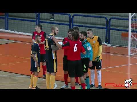 Calcio a5 serie C1 Avis Isola Vs Borgo Ticino 5-3