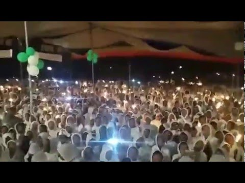 Ethiopian Orthodox Tewahedo Song (Mezmur): Tewelede [Welkite St. Mary Church]