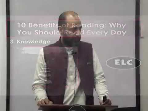 Topic: How to Improve Vocabulary , Speaker: Kashif Mehmood ELC Sialkot , Pakistan