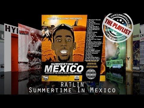 Link Up TV: THE PLAYLIST - Ratlin - Summertime In Mexico [@RATLIN @linkuptv] | Link Up TV