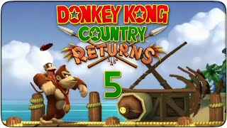 Donkey Kong Country Returns #05 - Ruinas
