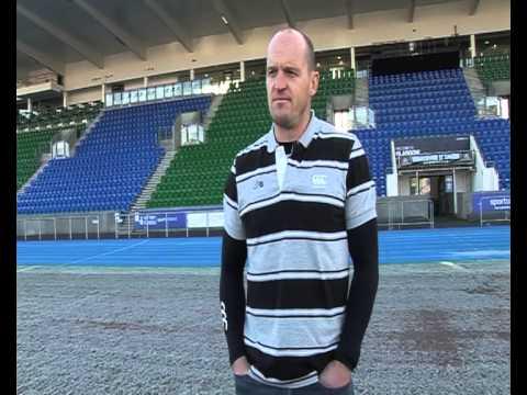 Gregor Townsend Interview