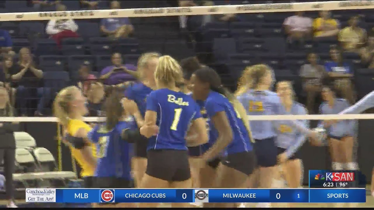 HIGHLIGHTS Belles Volleyball Beats Fort Lewis College