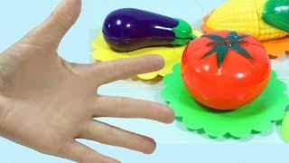 Веселая Развивающая Песенка. Поём и Учим название Овощей и Злаков thumbnail
