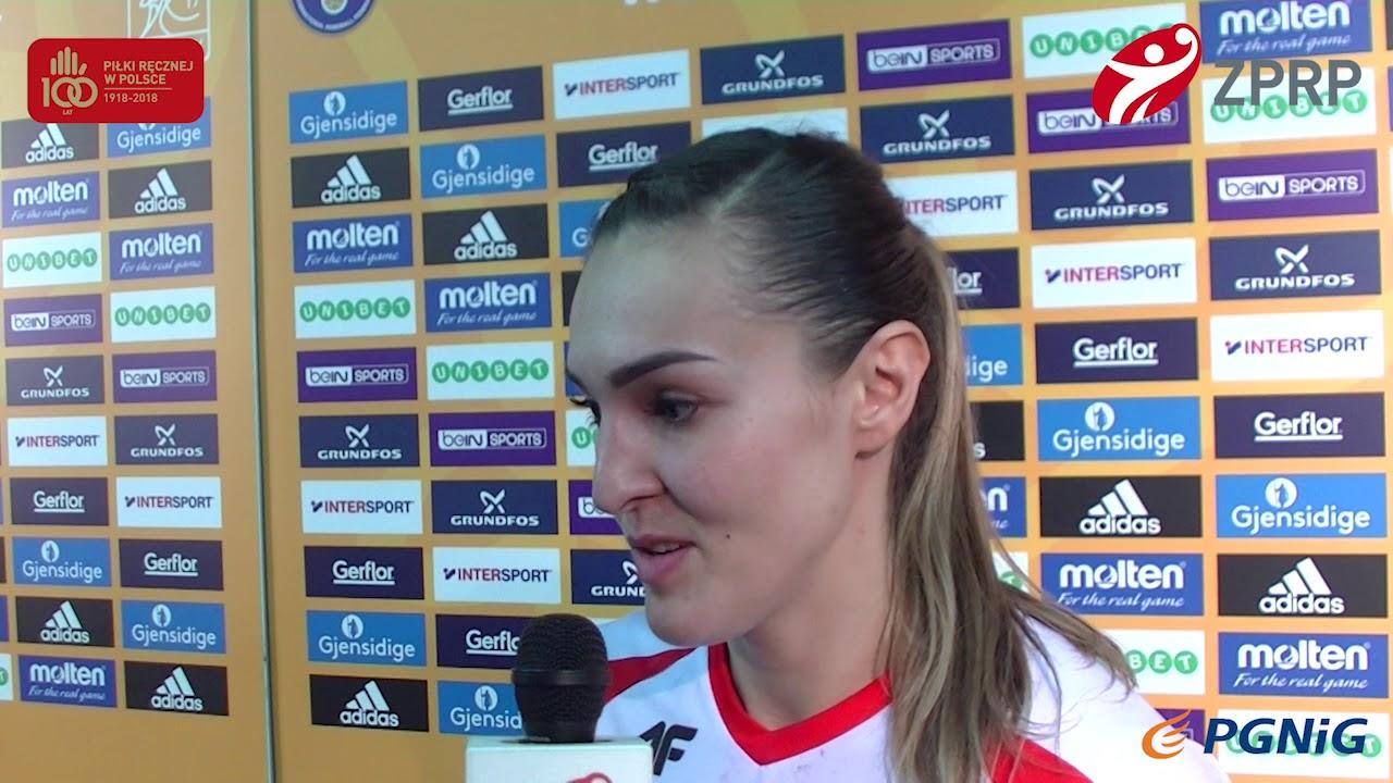 Kinga Achruk: Potrafimy grać fajny handball