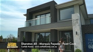 Sheraton 48 - Luxury Homes Revealed - Carlisle Homes