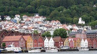 Norwegen (5): Flåmbahn - Bergen