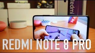 Redmi Note 8 Pro. За геймърите