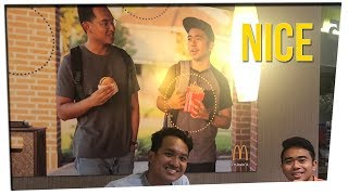 Two Guys Made Fake McDonalds Ad ft. Steve Greene