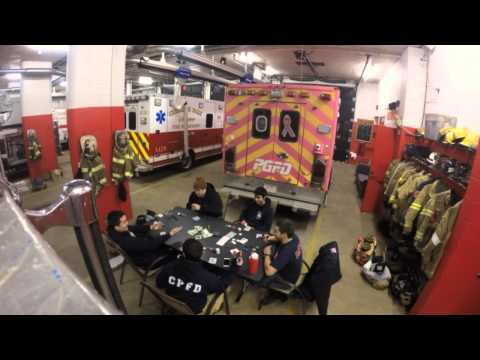 College Park Volunteer Fire Department 2015 Banquet