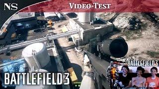 Battlefield 3   Vidéo-Test PS3 (NAYSHOW)