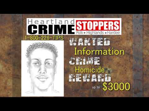 Crime Stoppers #36 -  Chip Brown,Charlie Bird, Ladarius Cooper