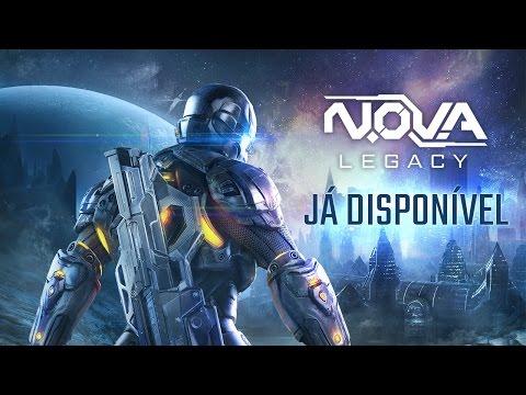 N.O.V.A. Legacy - Trailer Do Lançamento Mundial