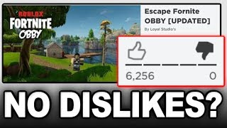 You Can't Dislike this Roblox Game?
