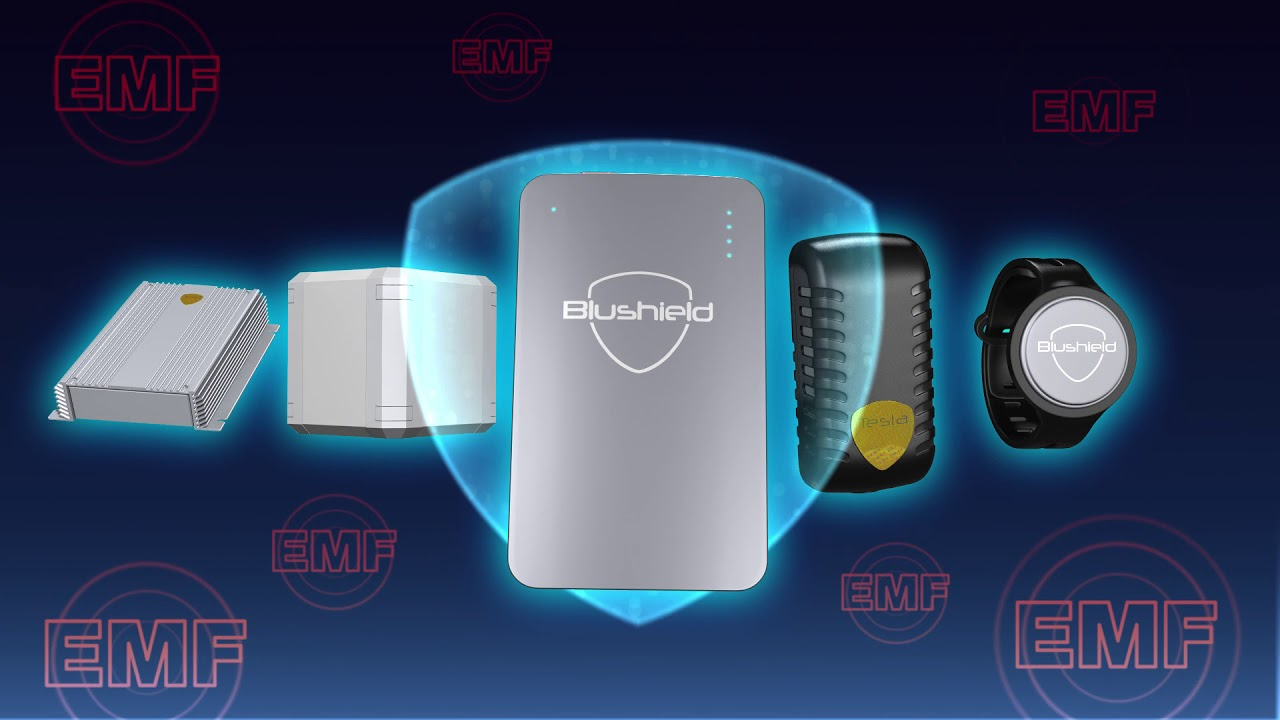 Blushield - EMF Protection - European Distributor - Blushield Active