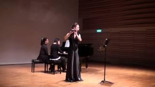 Flute Recital--Allemanda-Allegro, Soloist: Hsieh, Chia-En