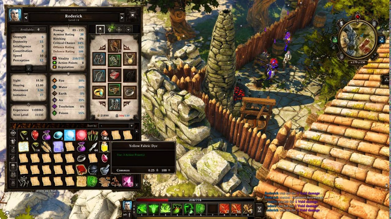Divinity How To Craft Arrows