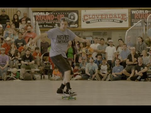 World Round Up 2017 / Reece Archibald Freestyle skateboarding