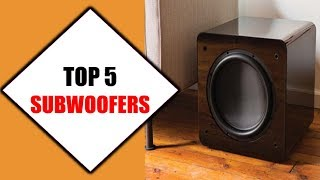 Top 5 Best Subwoofers 2018 | Best Subwoofer Review By Jumpy Express