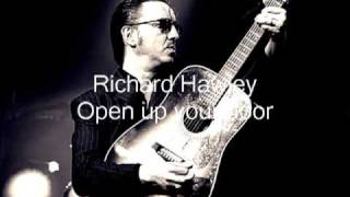 Watch Richard Hawley Open Up Your Door video